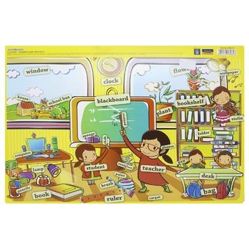 Килимок Economix для дитячої творчості Правила руху CF61480-02 - купити, ціни на Ашан - фото 6