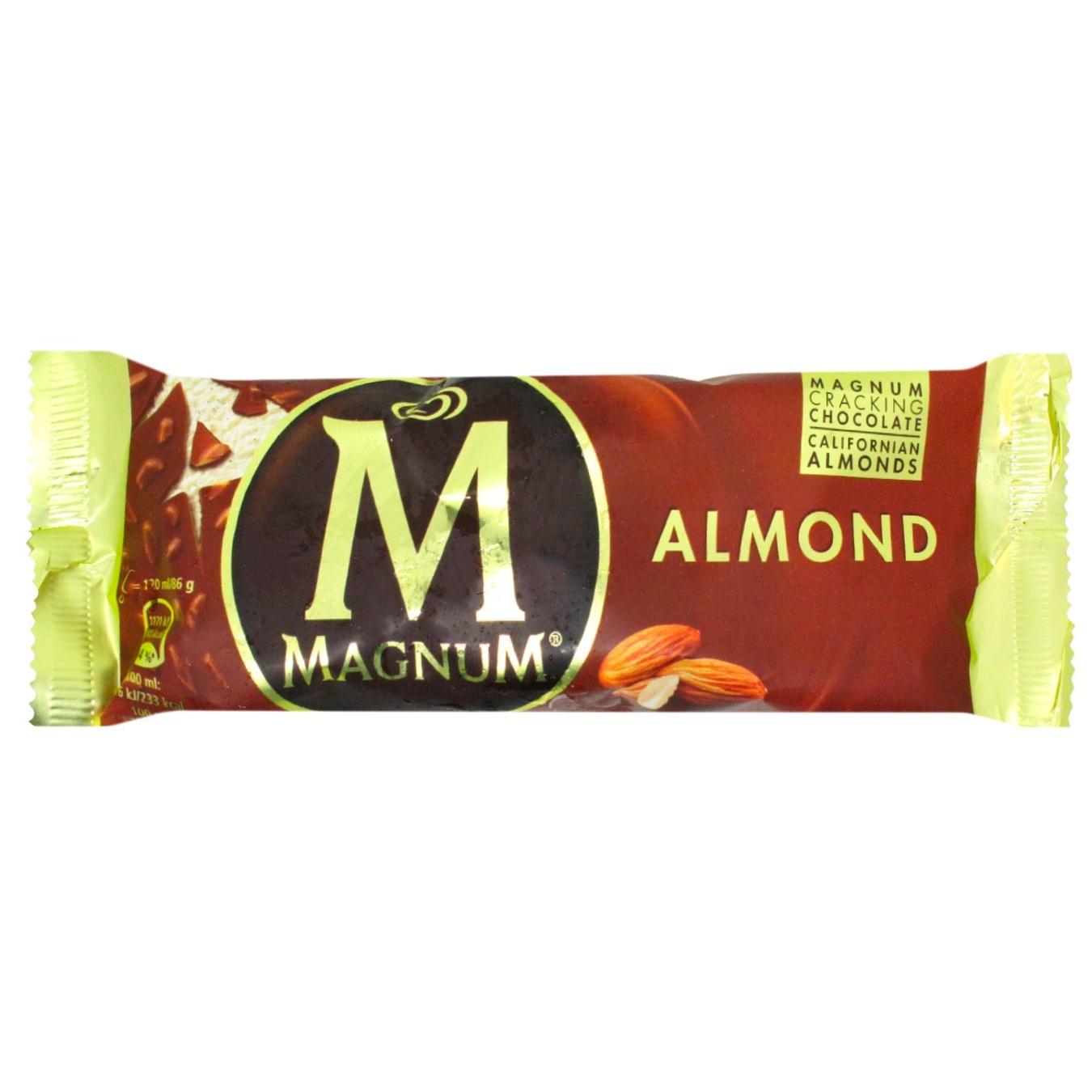 Мороженое Magnum Almond эскимо 86г