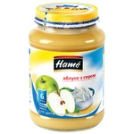 Hame Apple with Cottage Cheese Puree 190g
