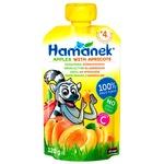Hamanek Pear with Apricot Puree 120g