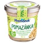 Hamanek Pomazanka Vegetables with Lentils Puree 12+m 90g