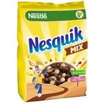 Готовий сухий сніданок NESTLÉ® NESQUIK® MIX 460г
