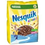 NESTLÉ® NESQUIK® Alphabet cereal 460g