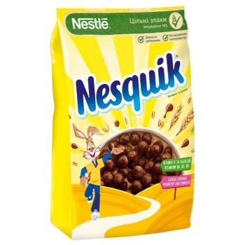 Готовый сухой завтрак NESTLÉ® NESQUIK® 225г