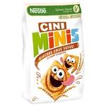 Готовий сухий сніданок NESTLÉ® CINI-MINIS® зі смаком кориці 450г