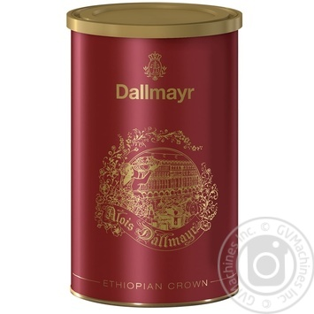 Coffee Dallmayr ground 250g can - buy, prices for MegaMarket - image 1