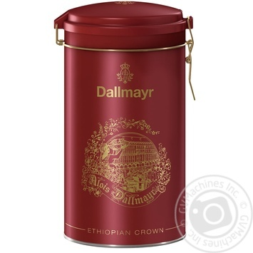 Coffee Dallmayr ground 500g can - buy, prices for MegaMarket - image 1