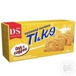 Печенье ТІ&КО  с ароматом топленого молока 185г