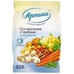 Artika With Mushrooms Vegetable Soup 400g