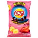 Чипсы Lay's картофельные со вкусом краба 200г