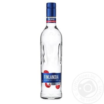 Finlandia Vodka Cranberries white 37.5% 0,7l - buy, prices for Novus - image 1