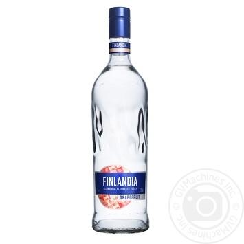 Finlandia Vodka Grapefruit 37.5% 1l - buy, prices for Novus - image 1