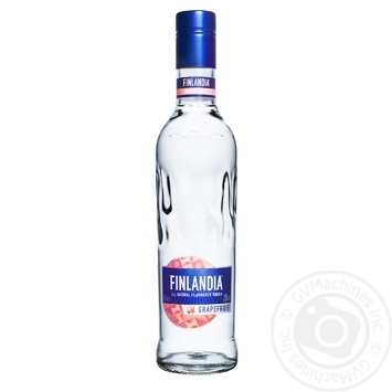 Водка Finlandia Грейпфрут 37,5% 0,5л