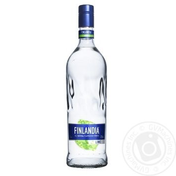Finlandia Lime vodka 37.5% 1l - buy, prices for Novus - image 1