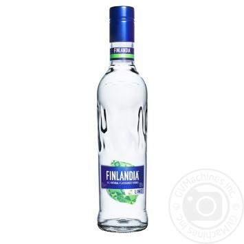 Водка Finlandia Лайм 37.5% 0,5л