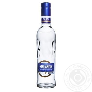 Finlandia Vodka Coconut 37.5% 0,5l - buy, prices for CityMarket - photo 1