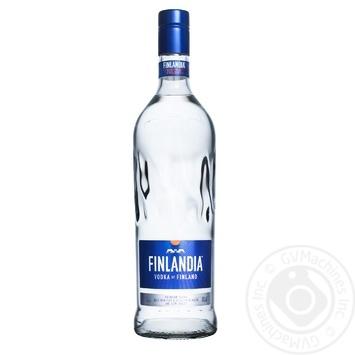Водка Finlandia 40% 1л - купить, цены на Novus - фото 1