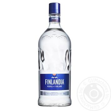 Finlandia Vodka  40% 1,75l - buy, prices for CityMarket - photo 1