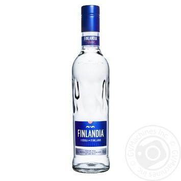 Водка Finlandia 40% 0,5л - купить, цены на Novus - фото 1