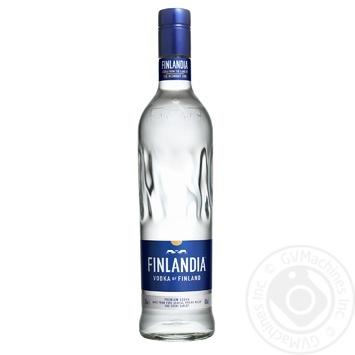 Водка Finlandia 40% 0,7л