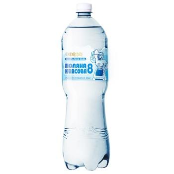 Вода Поляна Квасова -8 минеральная газированная лечебно-столовая 1,5л