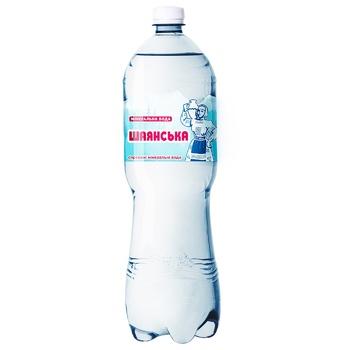 Вода Шаянська мінеральна лікувально-столова сильногазована 1,5л - купити, ціни на CітіМаркет - фото 1