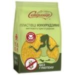 Пластівці кукурудзяні Сквирянка миттєвого приготування без глютену 400г