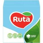 Paper napkins Ruta pink 1-ply 24*24cm 100pcs - buy, prices for  Vostorg - image 8