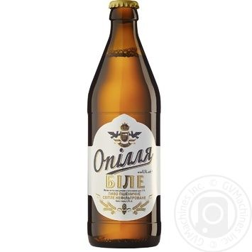 Opillya White light beer 4% 0,5l