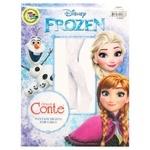 Колготи дитячі Conte Elegant Disney Bianco розмір 116-122