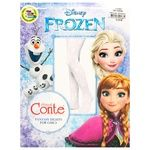 Conte Elegant Disney Bianco Children's Tights Size 140-146