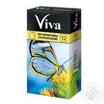 Презервативы Viva ультратонкие латексные 12шт