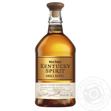 Wild Turkey Kentucky Spir 9 yrs bourbon 50,5% 0,75l - buy, prices for Novus - image 1