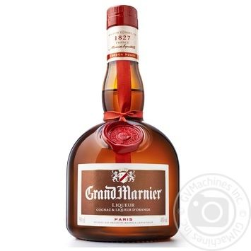 Ликер Grand Marnier Cordon Rouge 40% 0,5л - купить, цены на Novus - фото 1