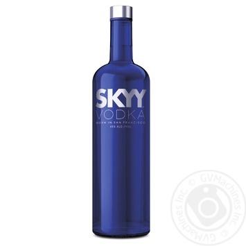 Водка Skyy Vodka 0.7л - купить, цены на Novus - фото 1