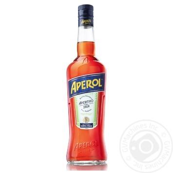 Ликер Aperol Aperetivo 1л - купить, цены на МегаМаркет - фото 1