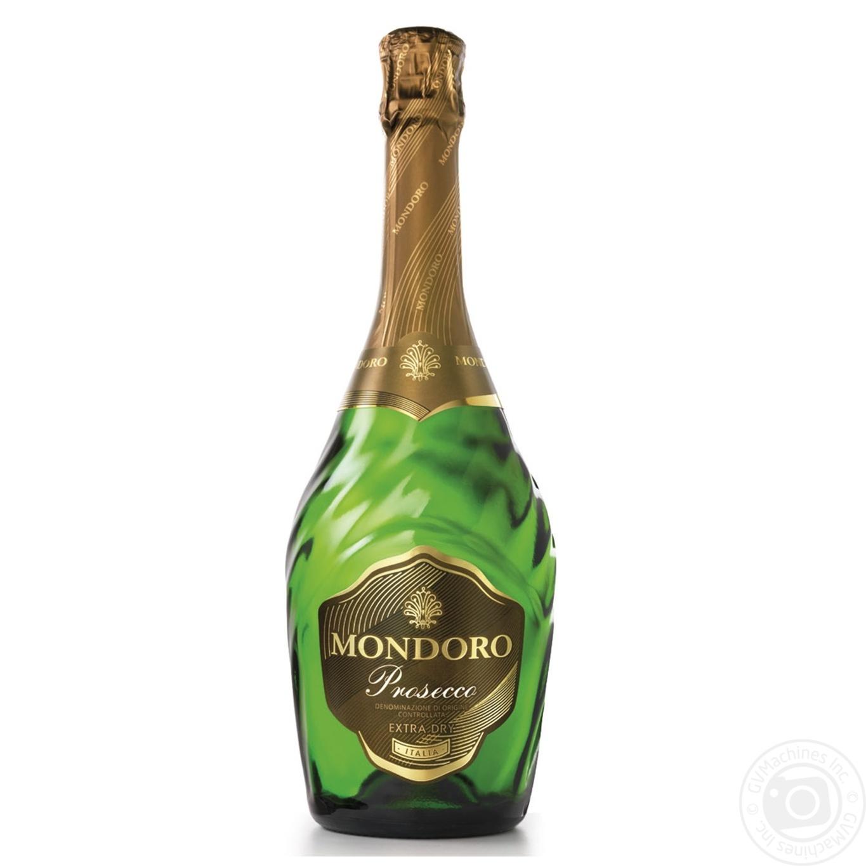 Купить 499676, Вино игристое Mondoro Prosecco белое сухое 11% 0, 75л