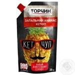 Кетчуп ТОРЧИН® Ананас 250г - купить, цены на МегаМаркет - фото 1