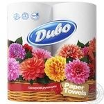 Paper towels Divo 2 ply 2 pcs Ukraine