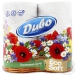 Divo Toilet Paper 4pcs - buy, prices for Furshet - image 1