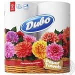 Dyvo 2-ply Paper Towels 4pcs