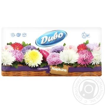 Divo Napkins 24x24cm 200pcs - buy, prices for Furshet - image 1