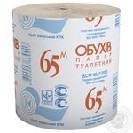 Бумага туалетная Обухов шт