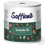 Soffione Grande XL Paper towel 2layers 500 sheets