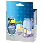 Электрофумигаторы Raid с жидкостью против комаров 30 ночей Лаванда