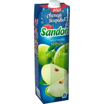 Sandora Apple Juice 950ml