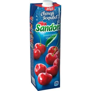 Нектар Sandora вишневый 950мл