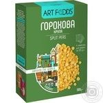 Groats pea Art foods split 4pcs 500g