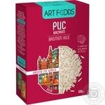 Рис басмати Art Foods 4*125г