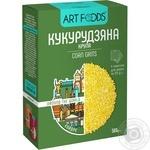 Art Foods corn grits 500g